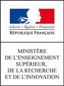logo ministere enseignement superieur