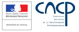 logos ministere travail cncp