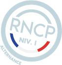 Logo RNCP niveau 1